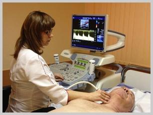 обследование пациента с атеросклерозом