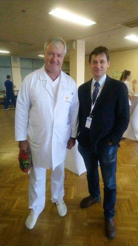 16 октября, Научно-практическая конференция с мастер-классом «Баллон с лекарственным покрытием в лечении стено-окклюзионных поражений поверхностной бедренной артерии», Москва.